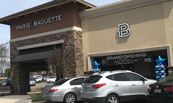 Paris Baguette, Heritage Plaza, Irvine, CA – Andrew & Christine Open Their Second Paris Baguette