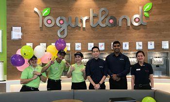 Yogurtland Expands International Presence