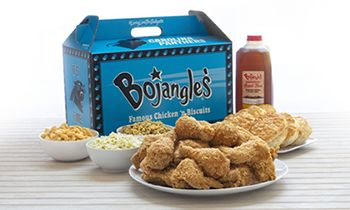 Bojangles' Rallies Carolina Panthers Fans with New Big Bo Box