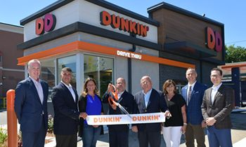Dunkin' Donuts Brings Next Generation Concept Store to Roslindale