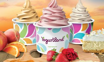 Enjoy the Last Taste of Summer with Yogurtland's Three New Flavors this August