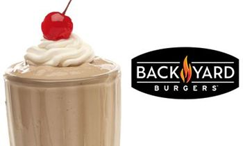 Celebrate #ChocolateMilkshakeDay at Back Yard Burgers Sept. 12