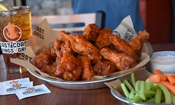 Charlotte Market Continues to Crave a Taste for East Coast Wings + Grill