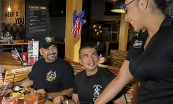 Applebee's Embarks on Mission to Serve One Million Free Meals to American Military Heroes This Veterans Day