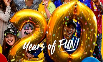 Main Event Entertainment is Turning 20 and Celebrating by Giving Guests Gifts
