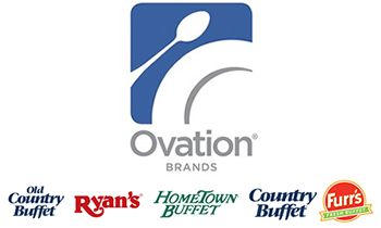 Ovation Brands and Furr's Fresh Buffet Honor All Military on Veterans Day with Free Meals, Nov. 12