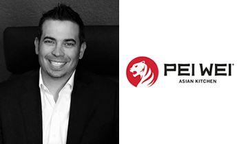 Pei Wei Promotes Chris Andrews to CIO Role