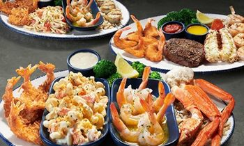 Red Lobster Debuts Create Your Own Ultimate Feast Event