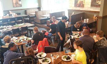"Taziki's Mediterranean Café Virginia Launches ""HOPE"" Program"
