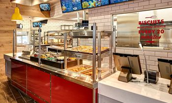 Bojangles' to Open New Restaurant in Charlotte on Thursday, December 13