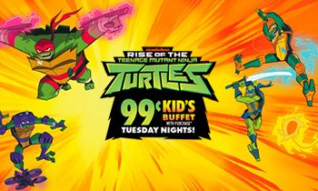 Cicis to Create Rise of the Turtles Tuesdays