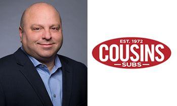 Cousins Subs Welcomes Industry Veteran Darren Tristano to its Board of Directors