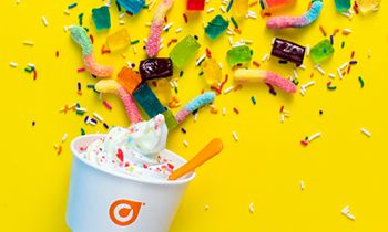 Orange Leaf Gains Positive Same Store Sales Momentum