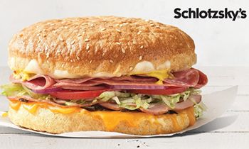 Schlotzsky's Celebrates Tax Day with Free Sandwiches