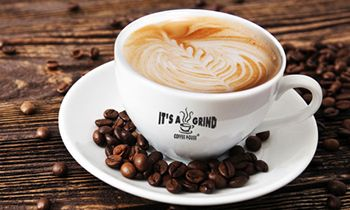 It's A Grind Coffee House Named a Top Food Franchise by Entrepreneur