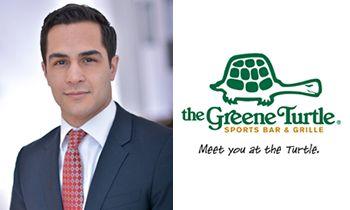 "The Greene Turtle Names Geovannie ""Geo"" Concepcion President/CEO"
