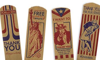 Which Wich Superior Sandwiches Launches 11th Annual Flag Your Bag Campaign to Support and Honor Active Military