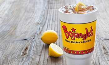 Cheers to Summer with $1 Bojangles' Sweet Legendary Iced Tea