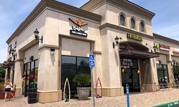 Co-Branded Fatburger and Buffalo's Express Opens New Location in Huntington Beach