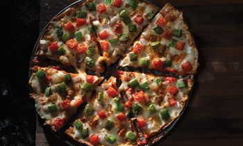 Cut Carbs, Not Flavor with Jet's Pizza's New Cauliflower Crust