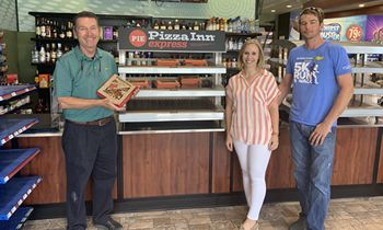 Pizza Inn Express Opens First Louisiana Location in Lafayette