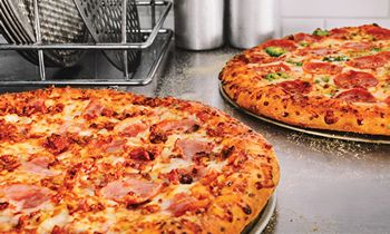 Celebrate the Pizza Days of Summer with Domino's 50 Percent Off Deal
