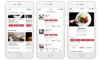 OpenTable Adds Delivery