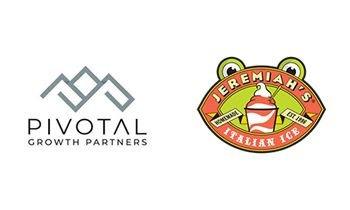 Pivotal Growth Partners Adds Jeremiah's Italian Ice to Franchise Brand Portfolio