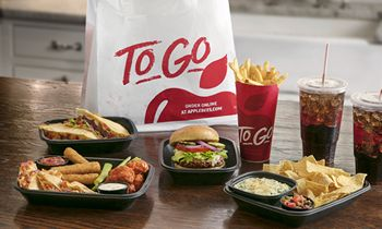 Applebee's Nationwide Delivery Has Arrived