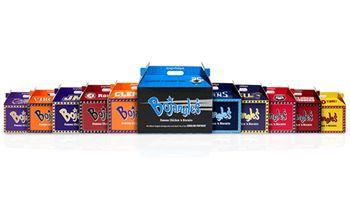 Newly Designed Bojangles' Big Bo Boxes Celebrate Ten of the South's Favorite Teams