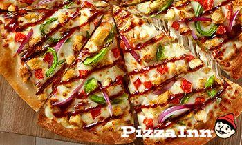 Pizza Inn Debuts Hickory Bourbon Chicken Pizza