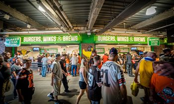 Quaker Steak & Lube Signs Agreements for Two New Concession Locations