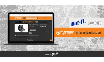 Dot It Announces New ECommerce Functionality: White-Labeled Ecommerce Stores