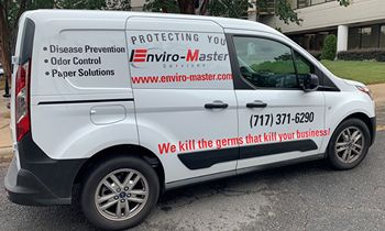 Flu Season Is Here and Restaurants Are Depending on Companies like Enviro-Master to Keep Germs at Bay