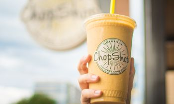 Original ChopShop's New Jacked O' Lantern is the Pumpkin Drink You Can Actually Feel Good About