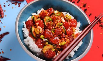 Pokeworks Releases New Sichuan Bowl, Sparks Spicy Sensation