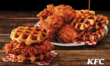KFC Introduces New Nashville Hot Chicken & Waffles: The Most Delicious Union Of All Time Just Got Hotter