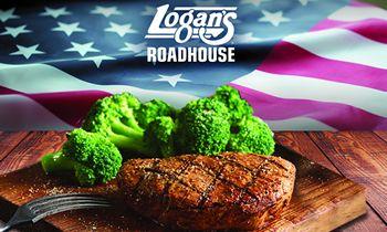 Logan's Roadhouse Launches American Hero Wednesdays