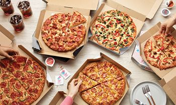 Domino's Launches 50-Percent-Off Pizza Deal on Cyber Monday