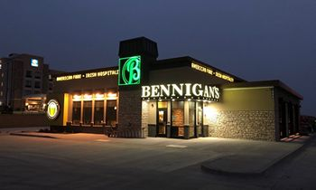 A Bennigan's Franchisee is Living The American Dream