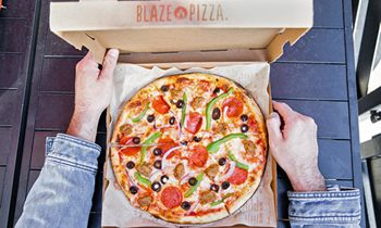 Blaze Fast-Fire'd Pizza Upgrades the Way Fans Party with New Big Game Specials