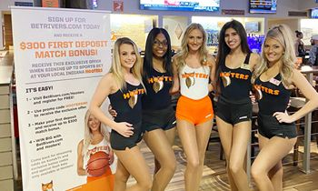"Hooters Goes ""All-In"" on Sports Betting With BetRivers.com and KonekTV in Indiana, New Jersey and Pennsylvania"