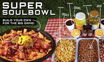 It's Game On with the Soulman's Bar-B-Que Super SoulBowl