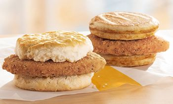 McDonald's Goes Bigger on Breakfast by Adding the McChicken to Its Morning Menu Nationwide
