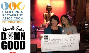 Uncle Ed's Damn Good Vodka Partners with the CRA Foundation