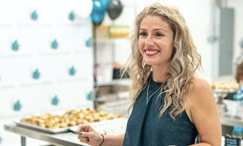 """Bakery in Ashburn, Virginia becomes """"Certified Free From"""" 6 of the major 8 food allergens in audit by Kitchens with Confidence, a division of MenuTrinfo"""