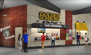 Golden Chick Unveils Plans for Texas Rangers' Globe Life Field