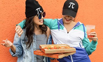 Blaze Fast-Fire'd Pizza Celebrates Pi Day with $3.14 Pizzas on Saturday, March 14, Beginning at 3:14 p.m.