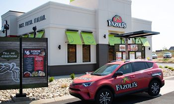 Fazoli's Takes Aggressive Action With Franchisee Relief Program