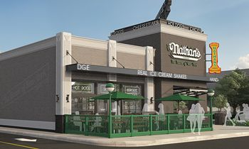 Nathan's Famous Helps Local Community, Donates Burgers to NYC Food Bank